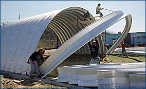 Crown Steel Buildings Do It Yourself Amp Construction